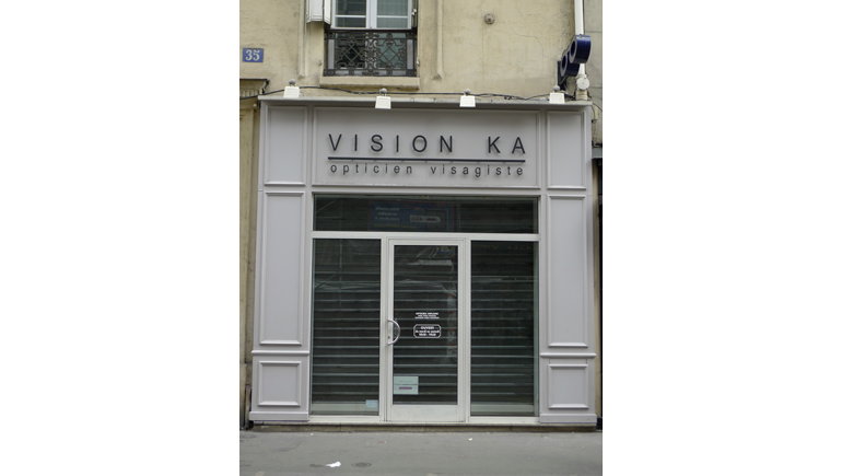 vision k avant opc travaux renovation boutique commerce