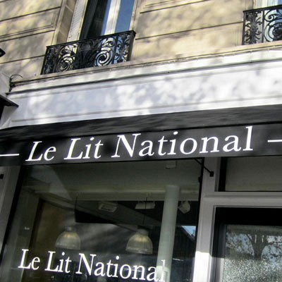 Le Lit National